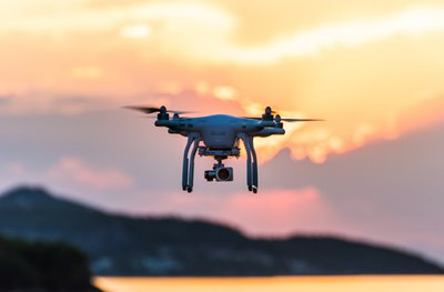 Drone Wars As Innovation and Interest in UAV Technologies